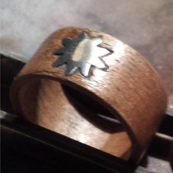anello in legno edengioeilli