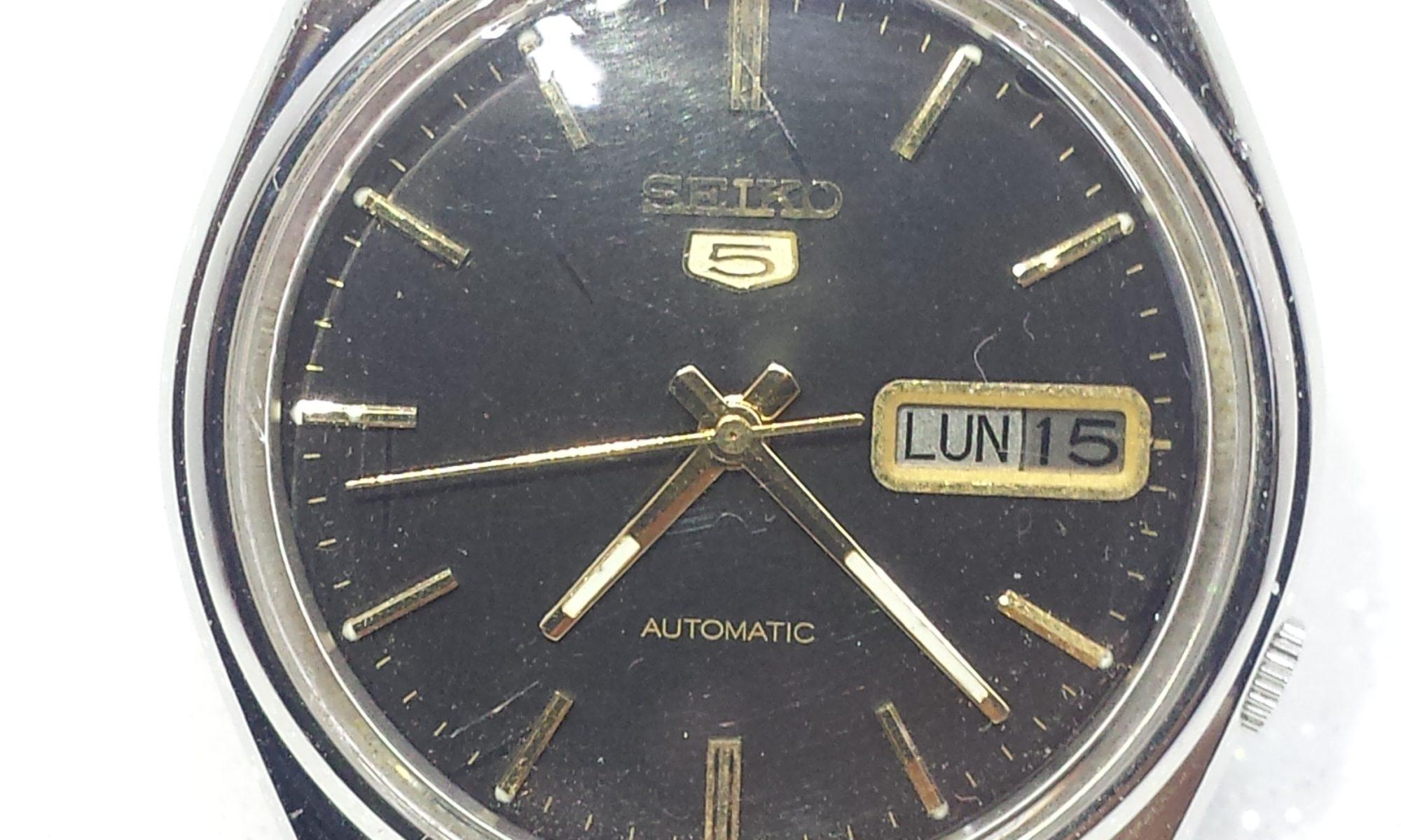 Seiko Automatico