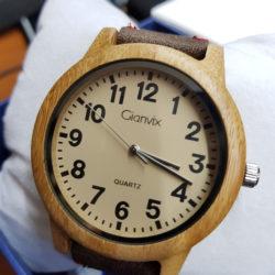 Orologio legno