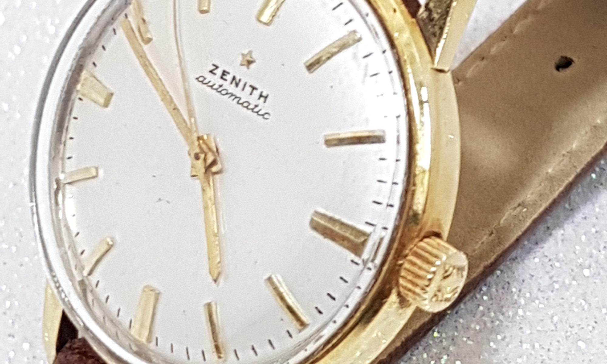 Zenith Oro eden gioielli