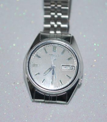 Orologio Seiko 5 Grey