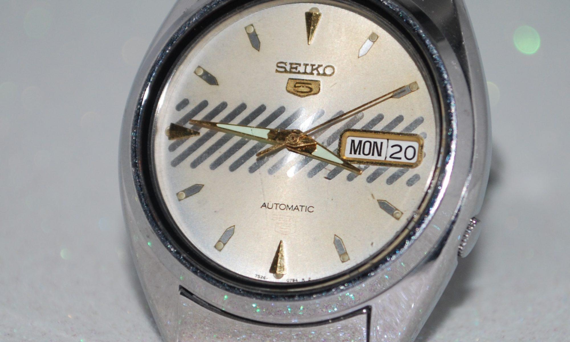 Orologio Seiko 5 Gial