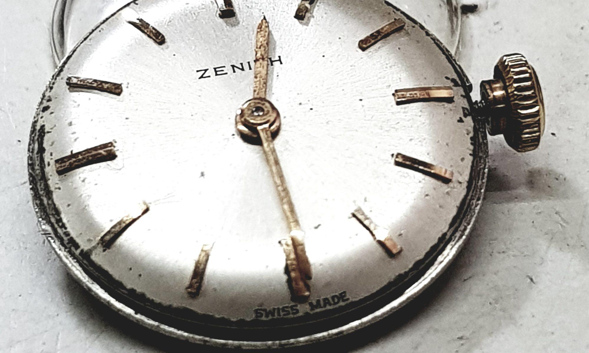 Movimento Zenith Donna