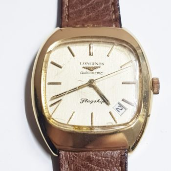 Longines Automatic flagship 18K