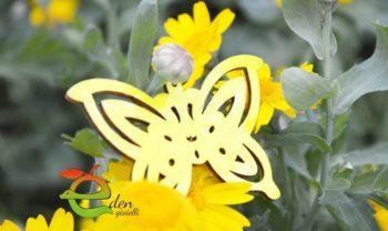 Orecchini Farfalla Legno Eden Gioielli