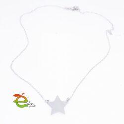 Collana Stella Argento eden gioielli