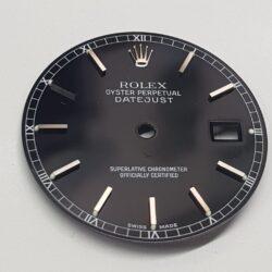 Quadrante Rolex Datejust eden gioielli